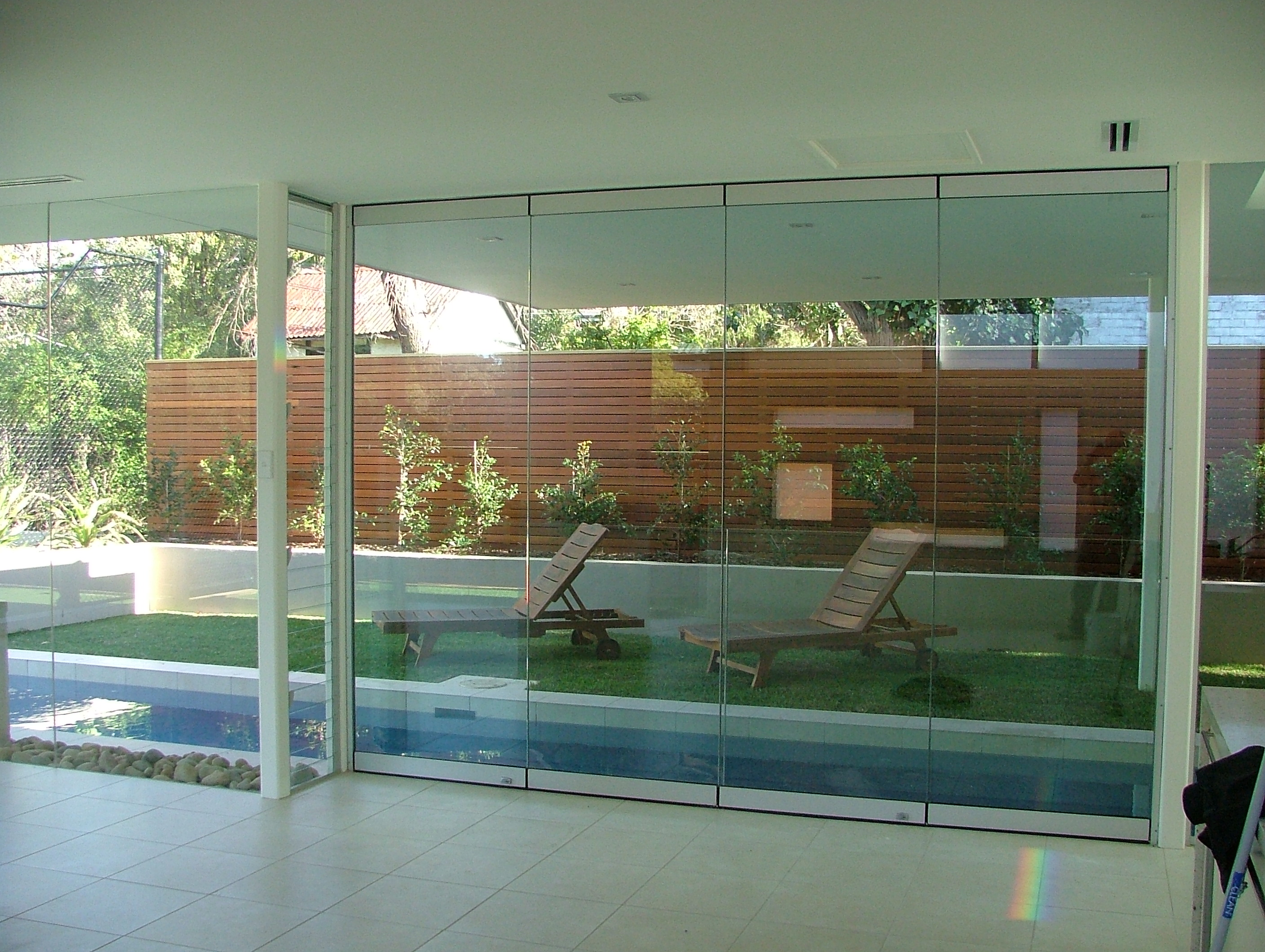 Frameless Bifold Doors - Precision Glass & Glazing Across Sydney